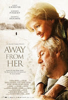 Poster for Away from Her; photo by Val Phoenix