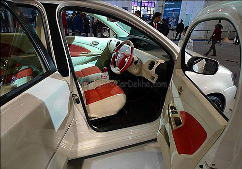 Toyota Etios Sedan Interior · View More Pictures