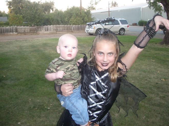 Alyssa and Ty