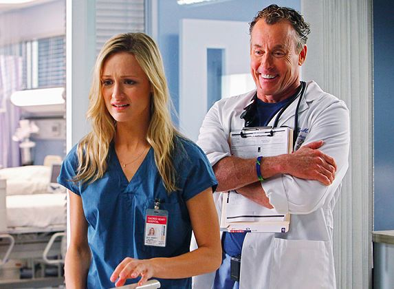 new scrubs  review