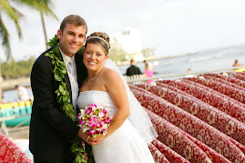 Our Wedding, July 7, 2006, Honolulu, Hawaii