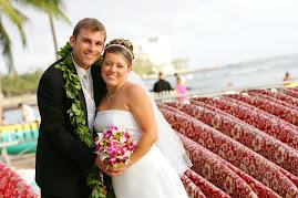 Our Wedding, July 7, 2006, Honolulu, Hawaii