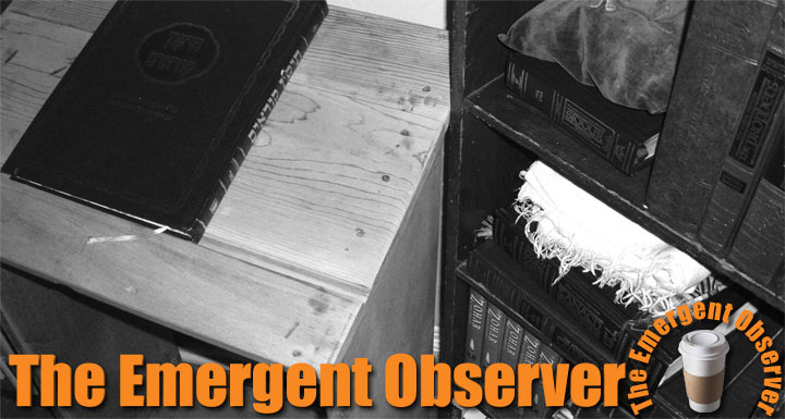 The Emergent Observer