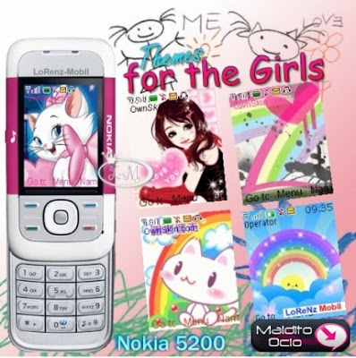 descargar temas, juegos, aplicaciones para tu nokia 5130