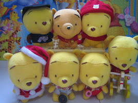 only 1 fake pooh in there.. can u guess?