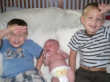 My Funny Little Men