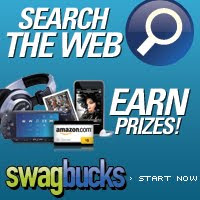 "swagbucks 200x200Alt Make money by searching online   Get cash via Paypal & free gift cards for searching the internet   get 30 ""bucks"" just to sign up!"