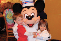 Free Disney vacation