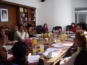 Sesión Consultivo Nacional