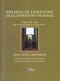 Presencia Femenina en la Literatura Nacional
