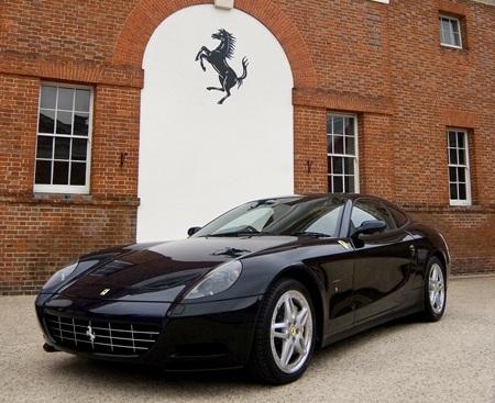 Ferrari 612 Scaglietti 2011 History