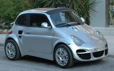 Cool Smart Car Body Kits