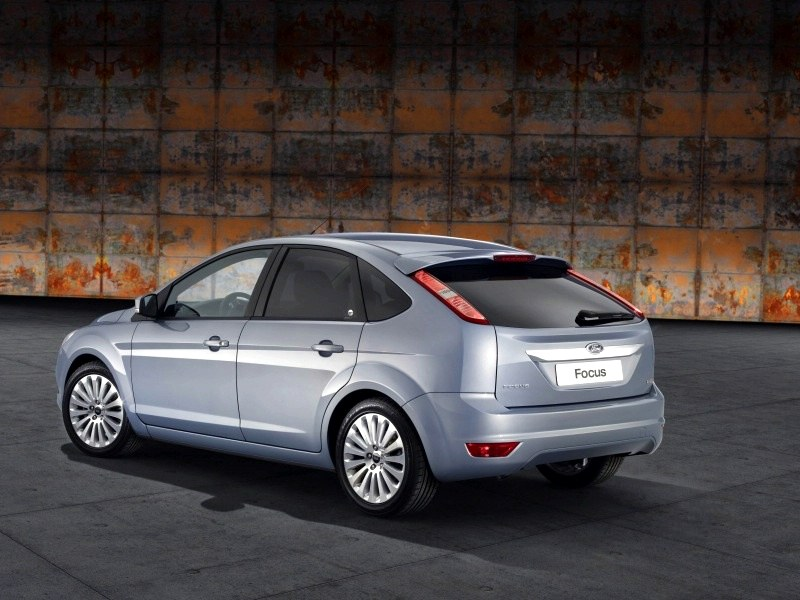 Ford Focus Exclusive Car