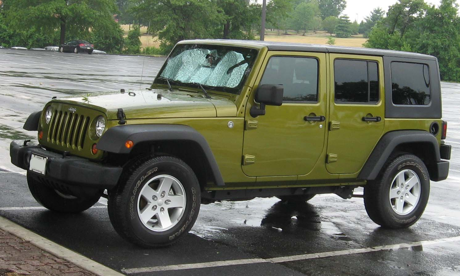 2007 jeep wrangler. Cars Review. Best American Auto & Cars Review