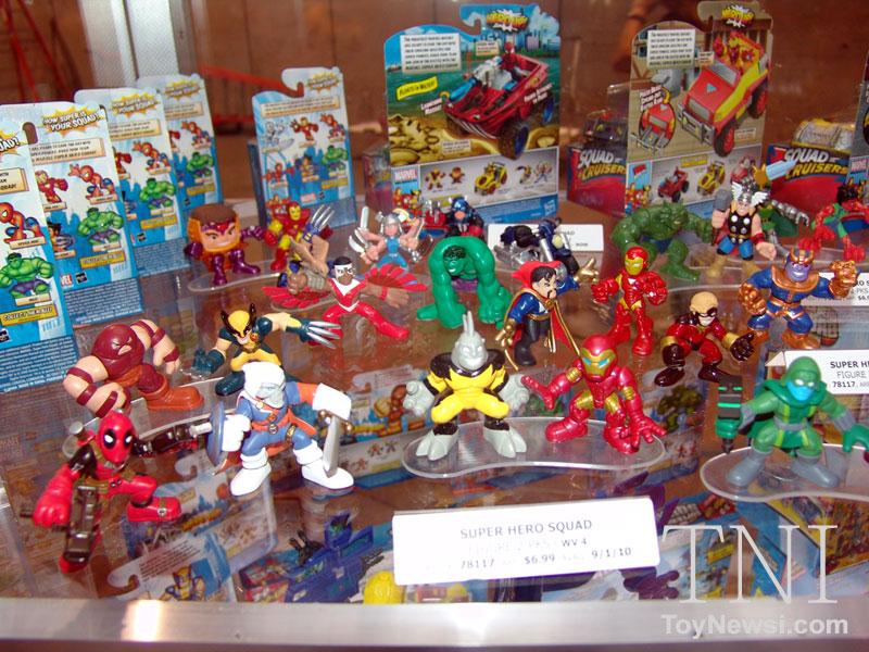 Marvel Superheroes Squad, Showdown, Minimates, Figurine, Mighty Muggs, Cosbaby - Page 2 Hasbro-preview1
