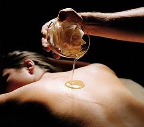 homemade massage oils