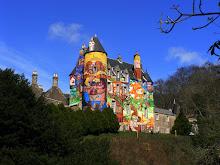 o incrível ser castelo