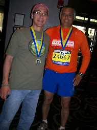 Hugo and Frank after Boston 2010