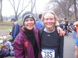 beth and i after joe K. 10K -12/2008