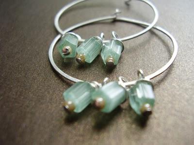 earrings by nighbluey