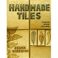 handmade clay tile book frank giorgini