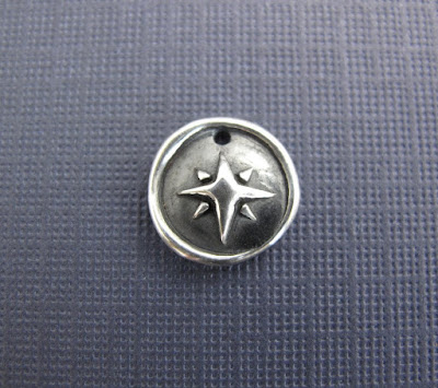silver star of bethlehem northstar charm