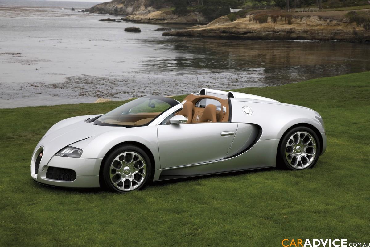 Bugatti Veyron 16.4 Sport