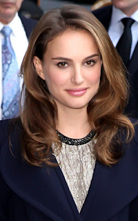 Natalie Portman making a visit to the