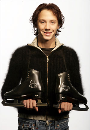 johnny weir
