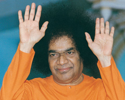 Wallpaper World Sathya Sai Baba Photos