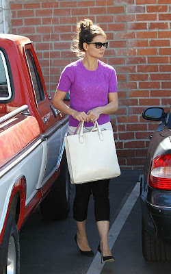Katie Holmes in West Hollywood Pics