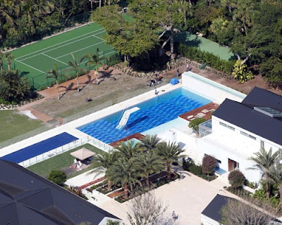 Tiger Woods New Home Photos