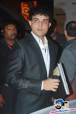 Celebrities & Sportsman at Sahara Sports Awards-2010
