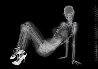 Backscatter X-Ray Images very very Sexiest