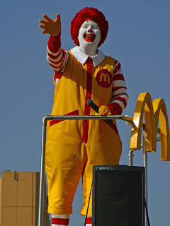 Ronald McDonald Pictures | Ronald McDonald Photos