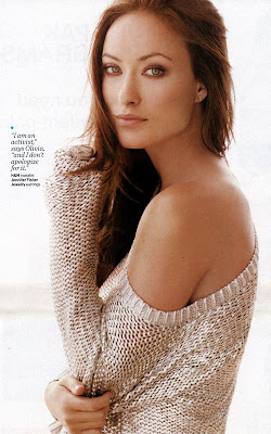 Olivia Wilde Women's Health Magazine January 2011