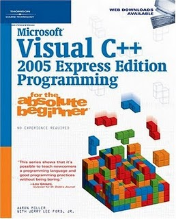 Microsoft Visual C++ 2005 Express Edition Programming