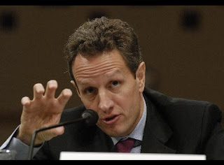 Timothy Geithner: a gente mete a mão assim, oh...