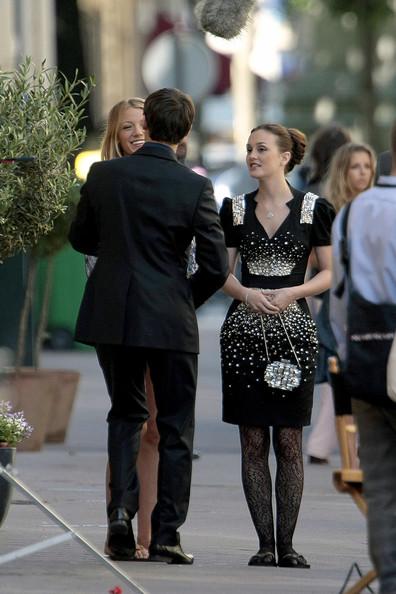 Paris: Para la cuarta temporada de Gossip Girl – Seguí la moda ...