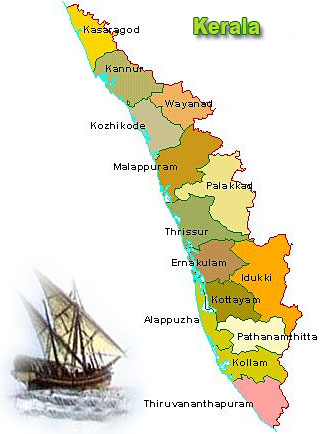 Kerala, situated on the lush and tropical Malabar Coast, is one of the most