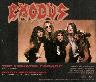 Exodus así celebro su cumpleaños #30