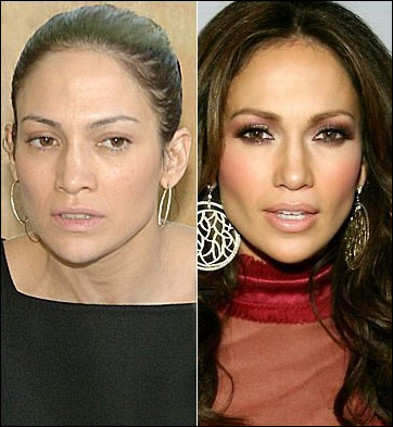 celebraties without makeup. images Celebrities Without