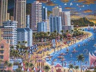 Waikiki Puzzle by Eric Dowdle