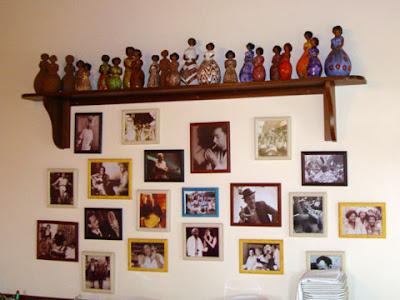 Hall dos artistas do Ton's Restaurante homenageia grandes nomes do samba e da MPB