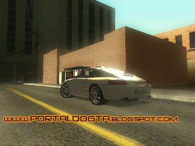 SA-Porsche 911 Targa