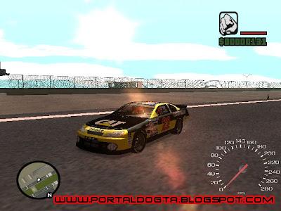 Nascar Dodge Cat 22