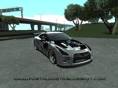 Nissan Skyline GTR R35 Tuning