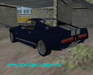 Shelby GT500 E