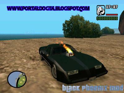 Cleo3 Black Phoenix Mod - PORTAL DO GTA