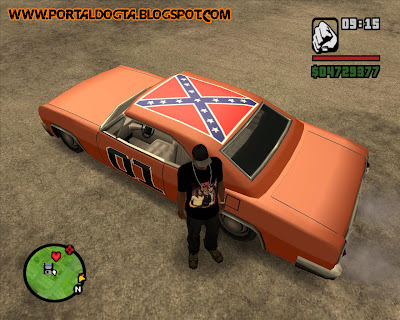 General Lee HD Paintjob